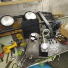 собираем мощную компрессорную установку для воздушных сигналов