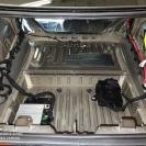 Шумоизоляция багажного отделения Шевроле Камаро