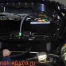 Установка камеры заднего вида на Вольво ХС-70