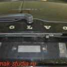 Камера заднего вида на Вольво ХС-70 - устанавливается вместо штатного плафона