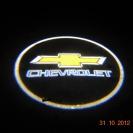 Лазерная проекция логотипа автомобиля, 3 W