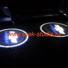Лазерная проекция логотипа Шевроле, 5 W