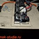 Видеорегистратор Intro sdr-g40: микрофон разместили в плафоне центрального освещения