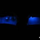 Общий вид подсветки салона.