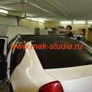 Оклейка автомобиля защитной плёнкой