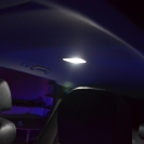 Замена лампы плафона на светодиод