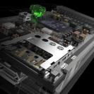 Блок управления сигнализации Pandect X-1100-moto