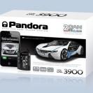 Упаковка автосигнализации Pandora DXL 3900