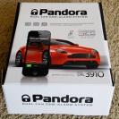 Упаковка автосигнализации Pandora DXL 3910