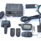 Комплект поставки автосигнализации Pandora DXL 5000