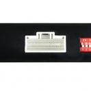 Разъёмы блока управления парктроника Parkmaster VSb-4R-01-B1
