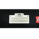 Разъёмы блока управления парктроника Parkmaster VSs-4R-01-B1
