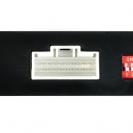 Разъёмы блока управления парктроника Parkmaster VSx-4R-01-B1
