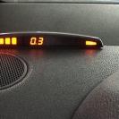 Парктроник Parkmaster 4-DJ-35F (35F-4-A) в интерьере автомобиля