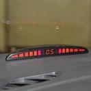 Парктроник ParkMaster 4-DJ-35 (35-4-A) в интерьере автомобиля