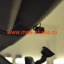 Передняя камера 4 канального видеорегистратора
