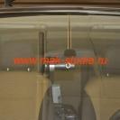 Скрытая установка видеорегистратора на Opel - передняя камера.