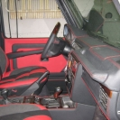 Перетяжка салона внедорожника Mercedes-Benz Gelandewagen