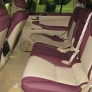 Перетяжка салона Lexus 570 (другой стиль)