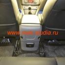 Подогрев сидений установка - кнопки отлично вписались в интерьер