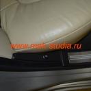 Обогрев сидений - расположение кнопок включения