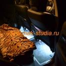 Подсветка салона для задних пассажиров
