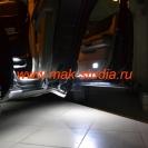 Подсветка салона автомобиля