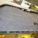 4-ый слой вибропласт на обшивку(теперь пластик дребезжать не будет)