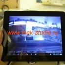 Blackvue - приложение для планшетов (передняя камера).