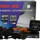 Комплект парковочной системы Sho-Me KDR-36
