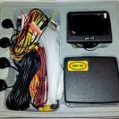 Содержимое упаковки парковочной системы Sho-Me KDR-36