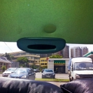 Парктроник Sho-Me Y-2620 N04 в интерьере автомобиля