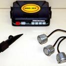 Датчики, блок управления и индикатор парктроника Sho-Me Y-2622 N04