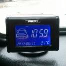 Парктроник Sho-Me Y-2690 N04 на панели автомобиля