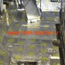 Вибропласт голд - материал с высокими показателями, предназначенный для особо вибронагруженных участков