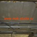 Шумоизоляция потолка гелендваген спленом