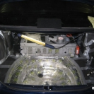 Шумоизоляция багажника тойота камри