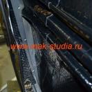 Шумоизоляция дверей автомобиля - клеим всё со 100% перекрытием