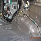 Шумоизоляция автомобиля - арки, от них основной шум в автомобиле