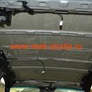 Шумоизоляция автомобиля - потолок пустоват