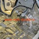 Шумоизоляция автомобиля - арки в три слоя