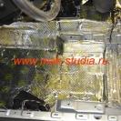 Вибропласт Голд - высокоэффективный вибропоглащающий материал