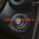 Кнопка старт-стоп установлена