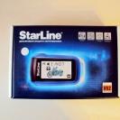 Упаковка мотосигнализации StarLine Moto V62