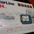 Упаковка сигнализации StarLine A94 2CAN 2SLAVE