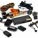 Комплектация сигнализации StarLine А94 2CAN GSM 2SLAVE + S-20.3 + BP-03
