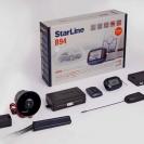 Комплект сигнализации StarLine B94 GSM GPS