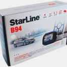 Упаковка сигнализации StarLine B94 2CAN GSM-GPS 2SLAVE T2.0