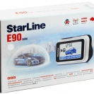 Упаковка сигнализации StarLine E90 GSM + S-20.3 + BP-03