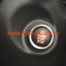 Кнопка старт-стоп вместо штатного замка